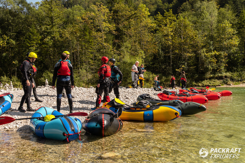 Packrafting Meetup
