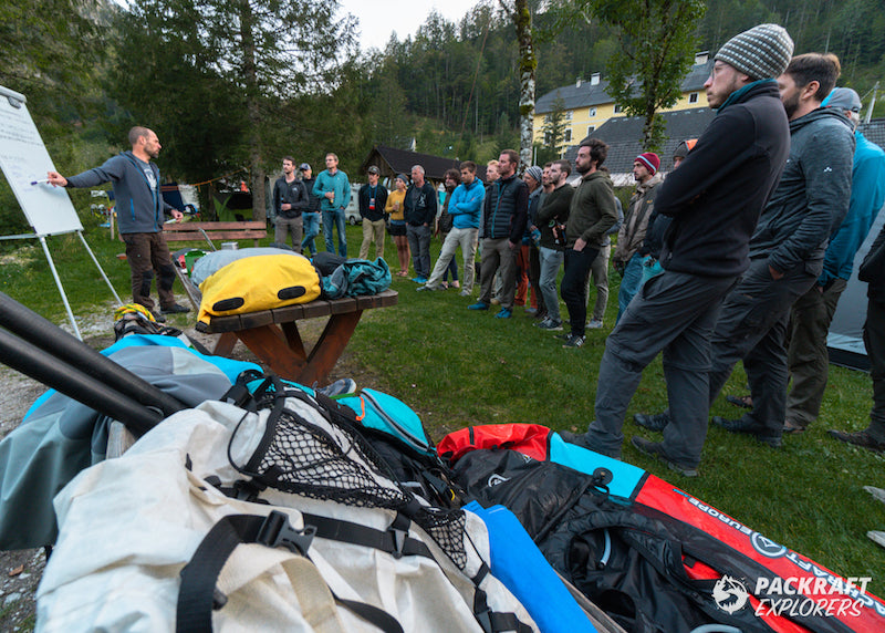 European Packrafting Meet-up