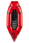 Alpacka Caribou Ultralight Packraft - Red - with Cargofly