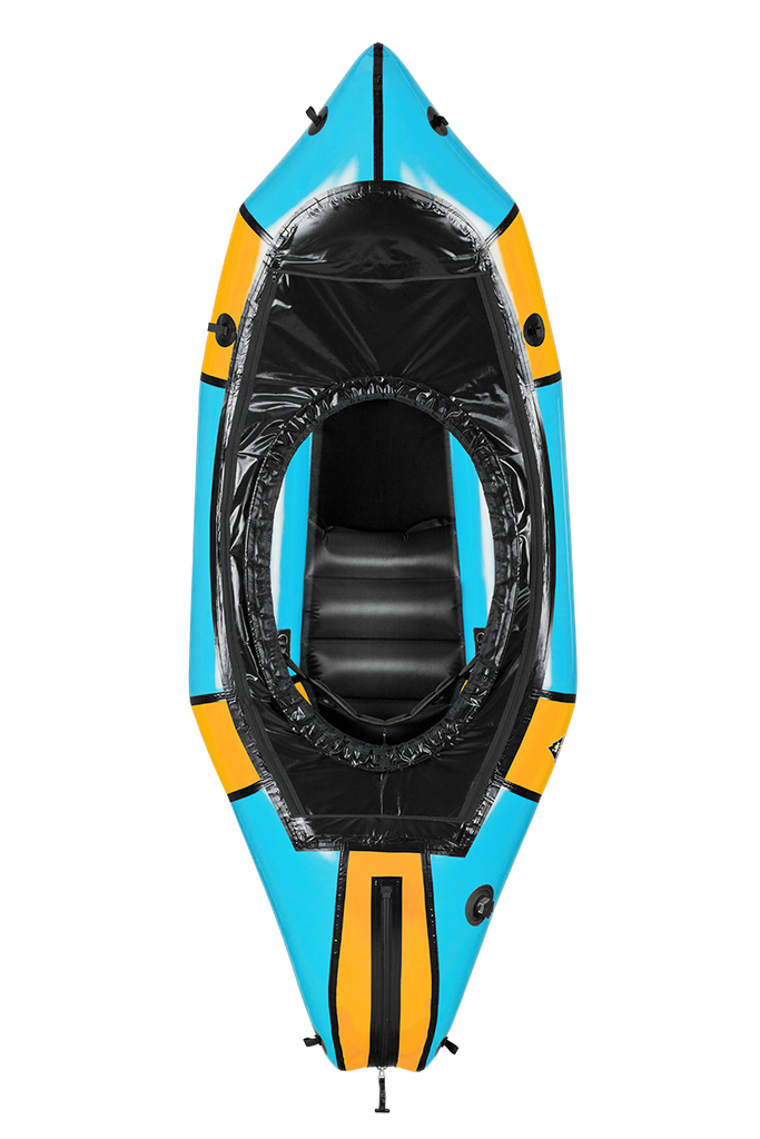 ALPACKA EXPEDITION REMOVABLE WHITEWATER DECK FORGET ME NOT