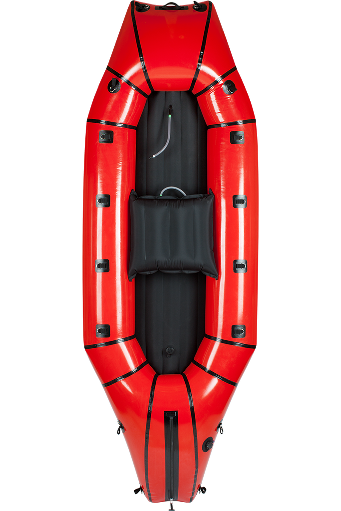 Alpacka Forager 2 Personen Packraft Red
