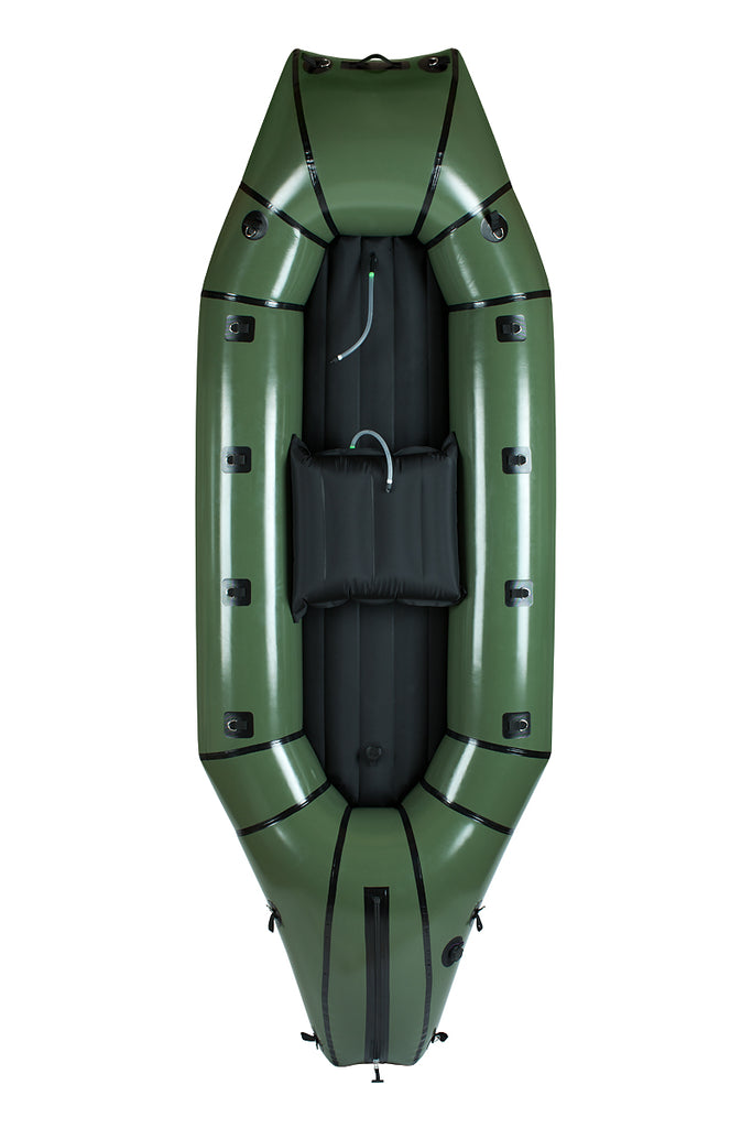 Alpacka Forager - 2 person packraft