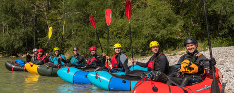 IRF Guide - Packraft Assesment: POSTPONED - NEW DATES SOON