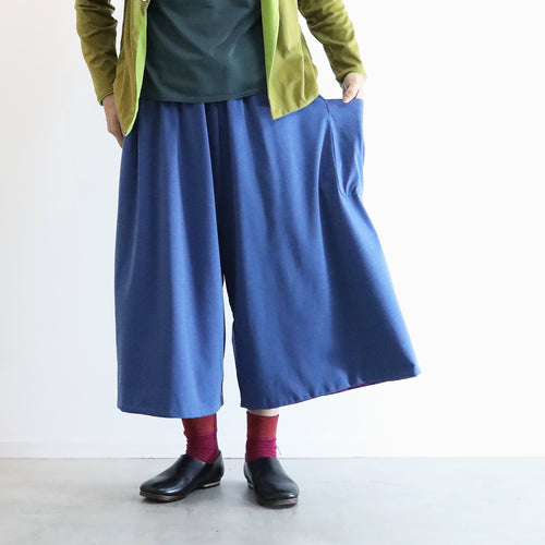 ヒムカシ製図 / reversible nikka pants 2.0  -  ( polartec power dry )