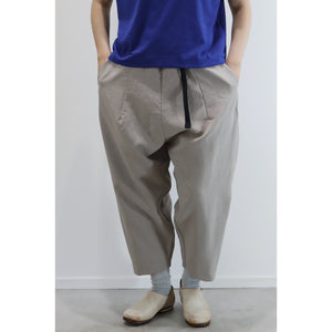 ヒムカシ製図 / pack-man easy philtaylored darts pants 4.0  -  ( 偽リネン )