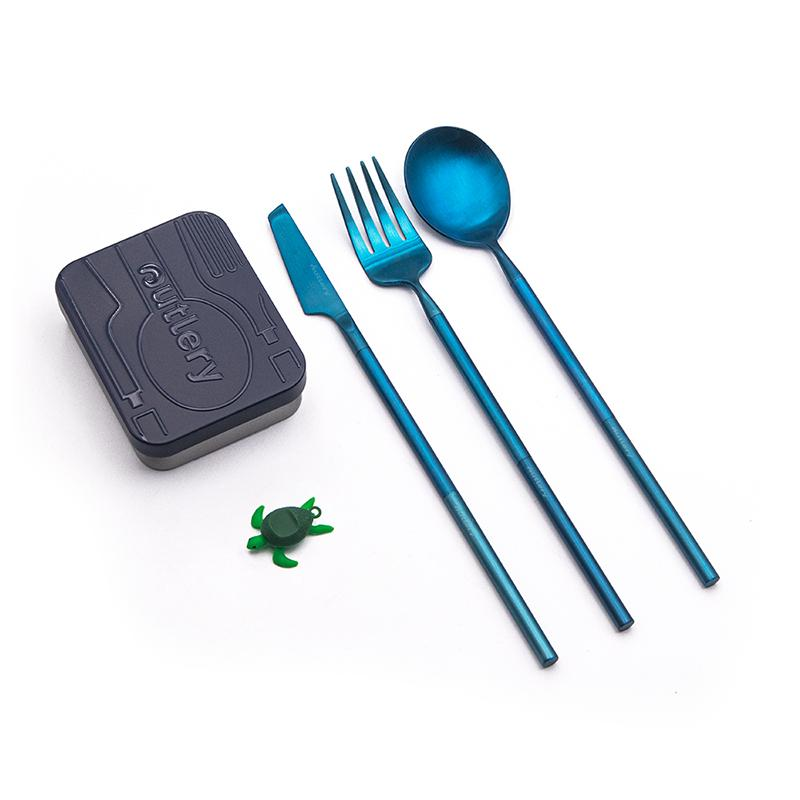 Outlery Set - Outlery-reusable-cutlery-travel-set-for-on-the-go