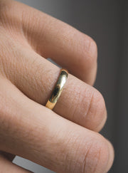 3mm Classic Wedding Band *Made-to-Order