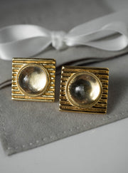 Cora Earrings - Coco