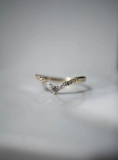 Venice Wedding Band *Made-to-Order