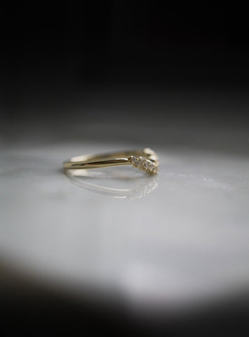 Rome Wedding Band *Made-to-Order