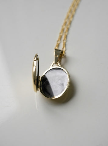 By My Side Locket *Made-to-Order