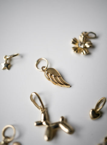 Angelwings Charm *Made-to-Order