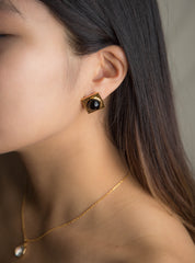 Cora Earrings - Figue