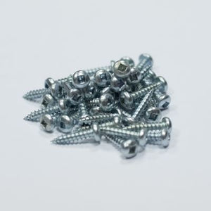 Robertson®  Pan Head Type A Full Thread Zinc