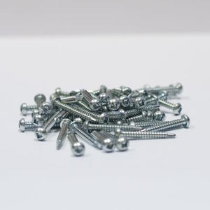 Robertson® Self Drilling Pan Head Zinc Screws