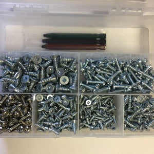Crafters Robertson® Screw Set