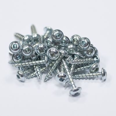 Robertson® Round Washer Head Screws