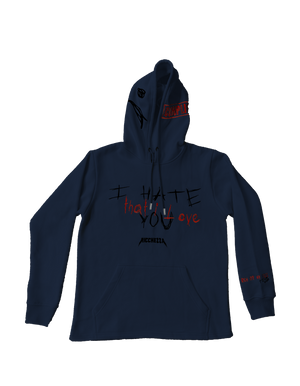 I HATE THAT I LOVE YOU Pullover Hoodie