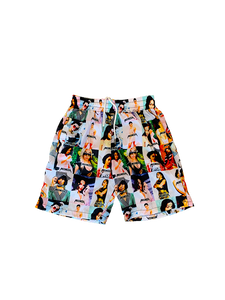 GirlsxGirlsxGirls Cabaña Swim Trunks