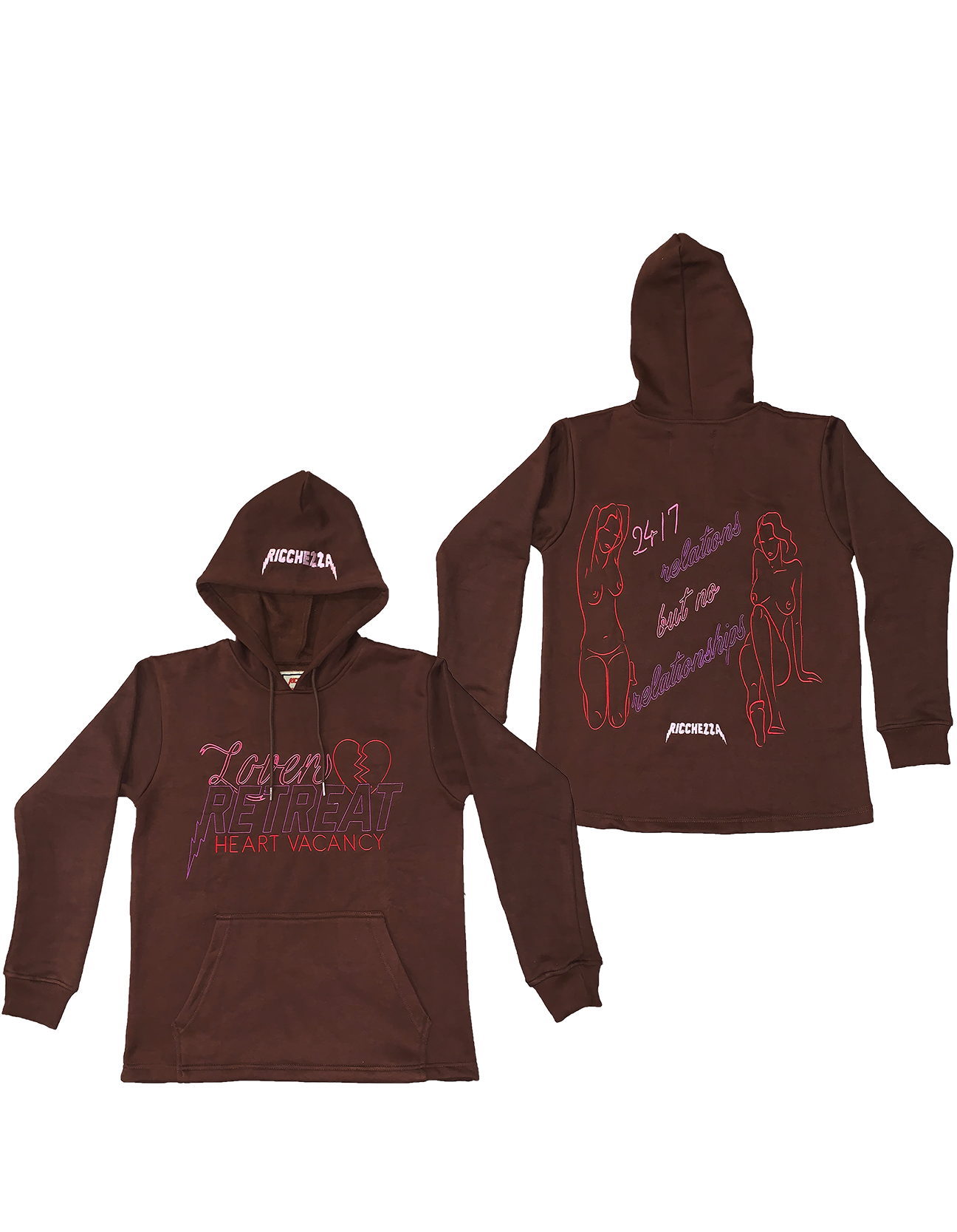 Lovers' Retreat Pullover Hoodie