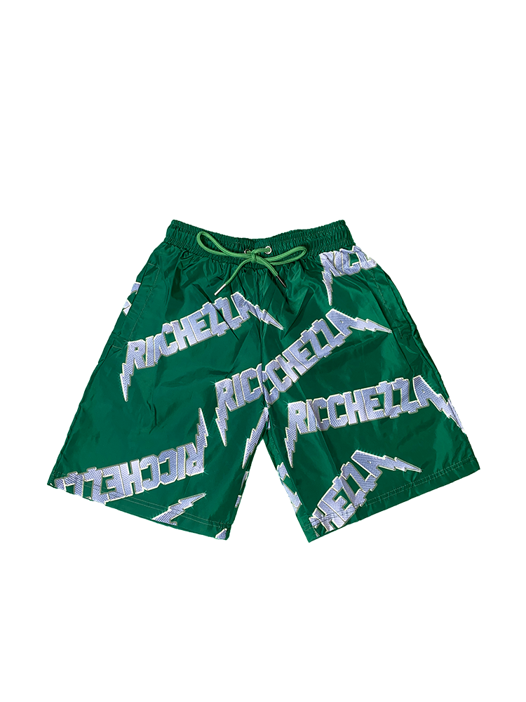Platinum Ricchezza Cabaña Swim Trunks