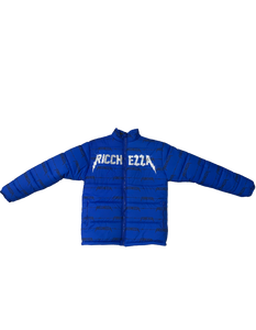 RICCHEZZA Icy Wired Puffer Coat