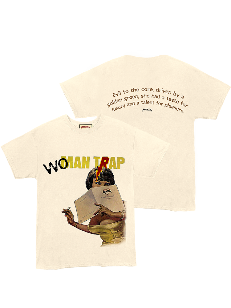 The Woman Trap Ricchezza Tee