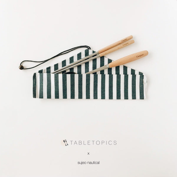 Sujeo: Spoon + Chopsticks #CG003