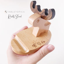Load image into Gallery viewer, Rudolph Stand #TM156 - non personalised