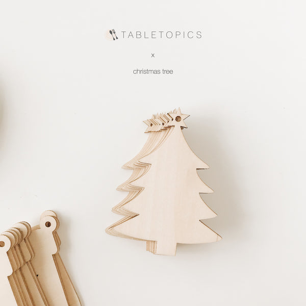Christmas Gift Tags #TC008