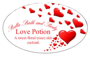 Love Potion - Bella Bath and Body