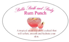 Load image into Gallery viewer, Rum Punch - Bella Bath and Body