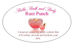 Rum Punch - Bella Bath and Body