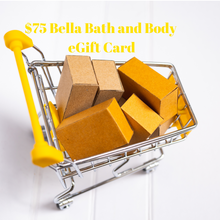 Load image into Gallery viewer, Bella Bath and Body Gift Certificate