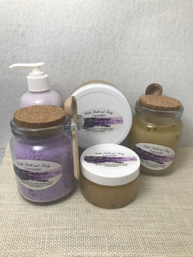Lavender - Bella Bath and Body