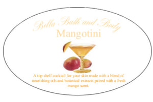 Mangotini - Bella Bath and Body