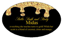 Load image into Gallery viewer, Midas - Bella Bath and Body