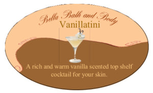 Vanillatini - Bella Bath and Body