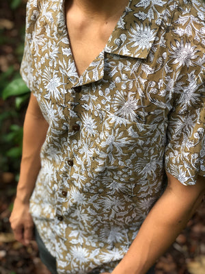 Hawaiian shirt -WILD