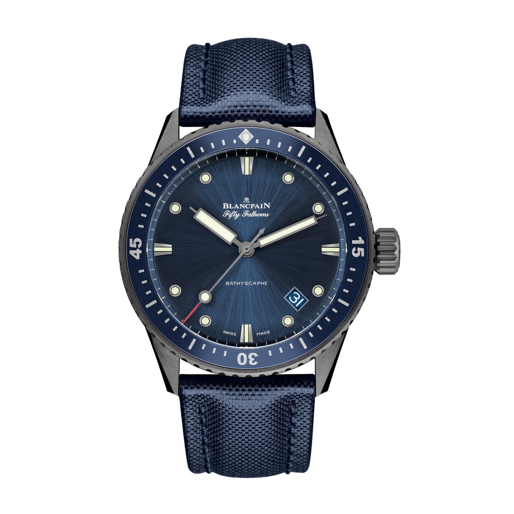 Blancpain Fifty Fathoms (Ref. 5000-0240-O52A)