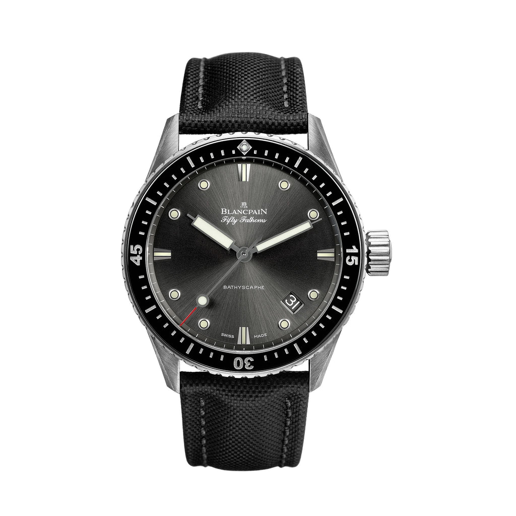 Blancpain Fifty Fathoms (Ref. 5000-1101-B52A)