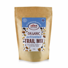 Organic Activated Trail Mix