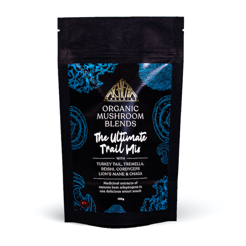 The Ultimate Trail Mix - 2die4livefoods