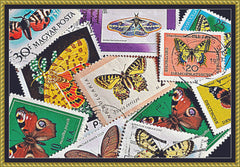 Butterfly Stamps