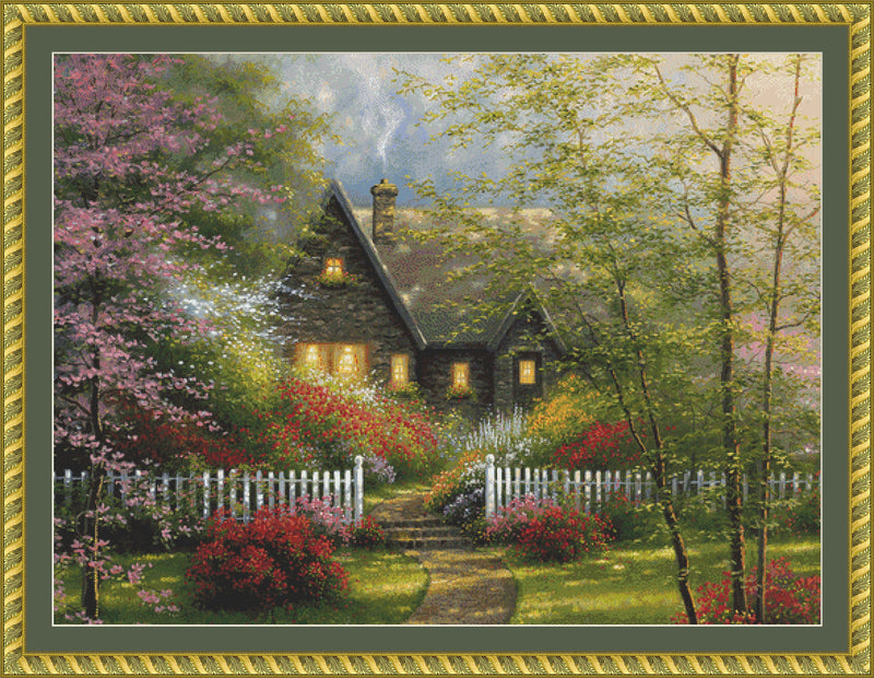 Dogwood Cottage (CROP)