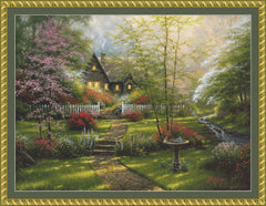 Dogwood Cottage PDF PATTERN