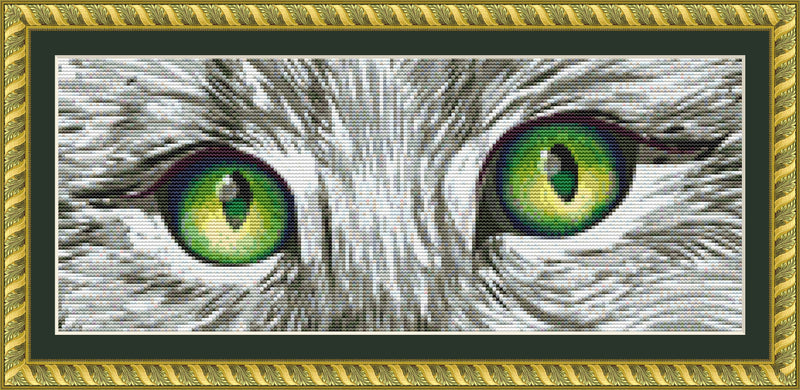 Green Eyes PDF PATTERN