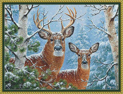 Whitetail Winter