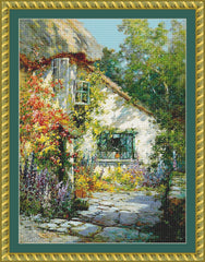 Wildflower English Cottage