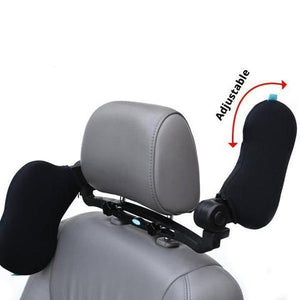 Car Seat Head Neck Rest Headrest Pillow Pad Support Foam Memory Cushion